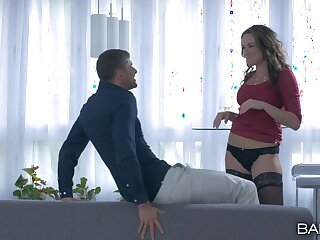 Run off at the mouth deep cunt and arse fucking be required of desirable Niki Sweet in stockings