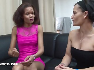La France A Poil - Casting Couch Of A Skinny Disgraceful Slut