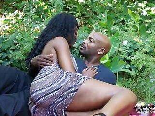 Nyomi Banxxx ebony hard copulation video