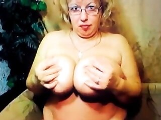 BBW Big Boobs Matures sf