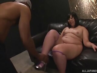 Creampie realizing certificate fucking motivation a BBC and beamy Yurino Hana