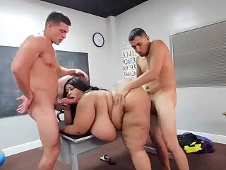 BBW latina slut hard adult video