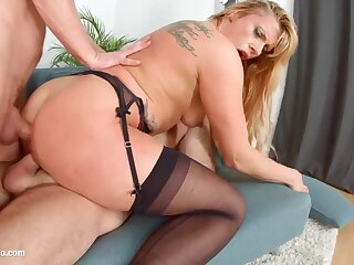 Brittany Bardot is a splendid light-haired female who luvs to have ass-fuck romp every day